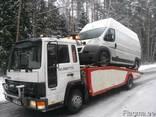Дорожная техпомощь и буксировка Таллинн,Эстония