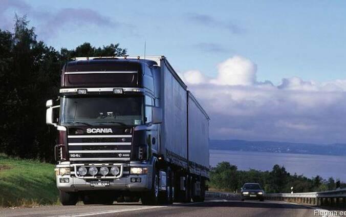 Доставка грузов в казахстан