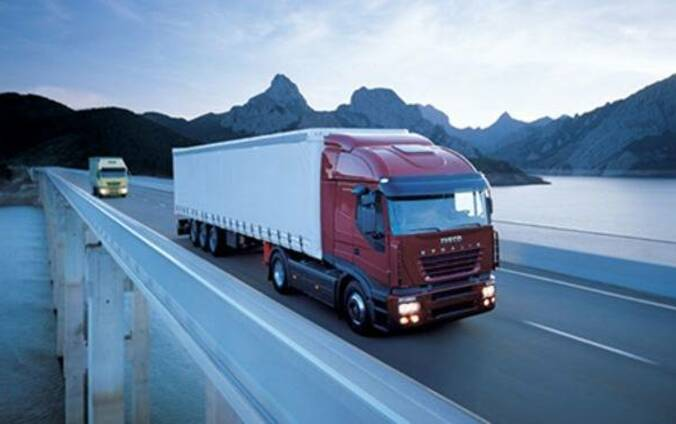 Грузовые перевозки по европе