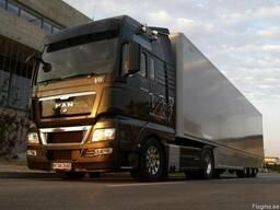 Перевозка грузов из Франции в Казахстан