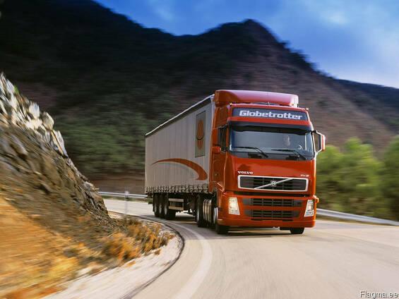 Перевозка грузов из Голандии в Казахстан