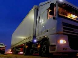 Перевозки сборных грузов из Европы