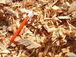 Щепа древесная топливная БУТБ