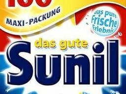 """"""" Sunil"""" - Порошок и бытовая химия. Сделано в Германии"""