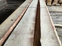 Unedged sawn timber, pine - photo 3