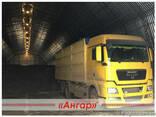 Ангары арочные, склады, цеха, зернохранилища ширина от 8м до - фото 5
