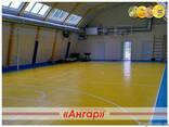 Ангары под разные виды спорта: спортивный зал, каток, площад - фото 5