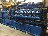 Б/У газовый двигатель MWM TCG 2020 V20, 2000 Квт, 2012 г. в. - фото 2