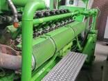 Б/У Газовый двигатель Jenbacher J 312 GS-NL, 2004 г - фото 6