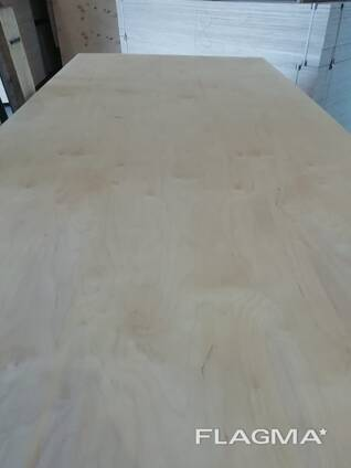 Birch plywood for export from Russia Фанера березовая ФК