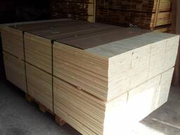 Board oak, beech, ash