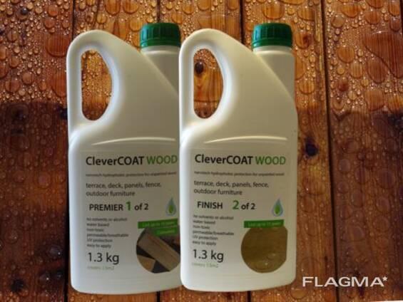 Clevercoat дерево (1.3кг комплект)