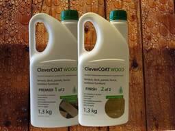 Clevercoat дерево (1. 3кг комплект)