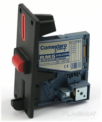 Electronic Coin Validator/Coinacceptor Comestero RM5