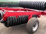 Compacting preseeding roller / Каток прикатывающий - photo 1
