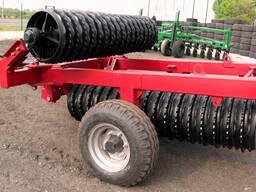 Compacting preseeding roller / Каток прикатывающий - photo 4