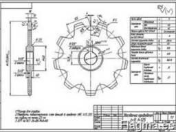 Детали на заказ по чертежам заказника