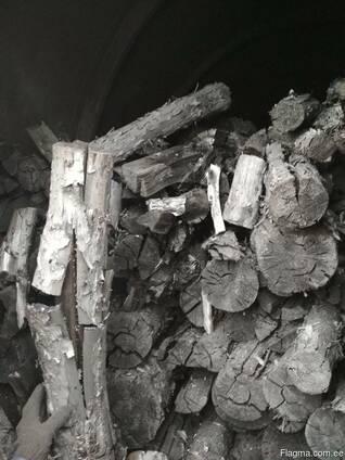 Древесный уголь из сосны , яблоня, береза.