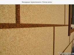 Фасадные панели(утеплитель)