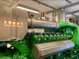 Газопоршневая электростанция SUMAB (MWM) 1200 Квт - фото 5