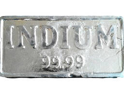 Indiumkultuur | metalli indiumbränd InOO GOST 10297-94