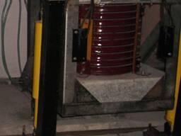 Индукционный сталеплавильный комплекс ИСТ-0.5