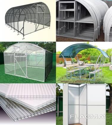 Kasvuhoonete tootmine ja müük