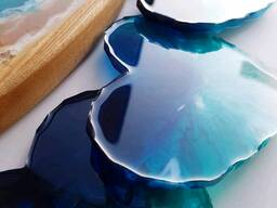 Crystal Clear Epoxy Resin TC-110, FL-210, HL-310