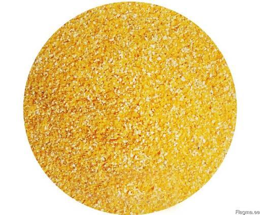 Кукурузная крупа и мука оптом от производителя