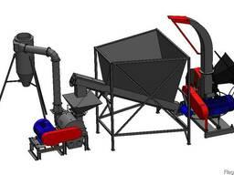 Линия по производству брикетов Pini Kay (350 кг/ч). Пини Кей - фото 2