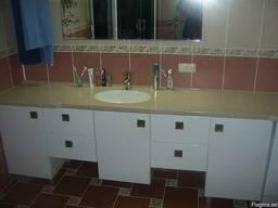 Мебель для ванной комнаты под заказ - фото 5