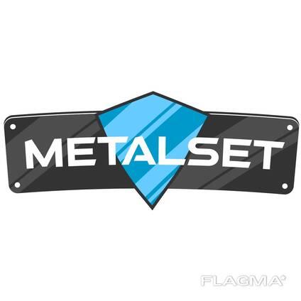 Metalset OÜ. Installation of industrial pipelines and steel structures