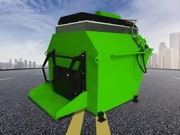 Мини рециклер асфальта для ямочного ремонта RA-500 TICAB