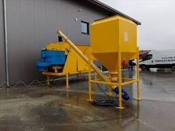 Mobile concrete mixing plant SUMAB mini