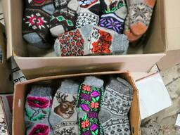 Носки шерстяные производство Россия