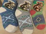Носки шерстяные производство Россия - фото 3