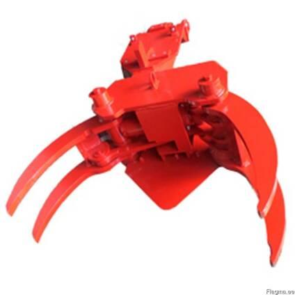 Оборудование для - экскаватора - гильотина для кустов и дер.