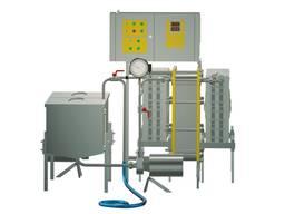 Пастеризатор для производства сыра и сливок 3 т/ч УЗМ-3,0П