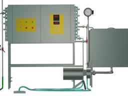 Пастеризатор на 200 л емкостной УЗМ-0,2Е