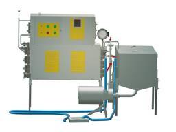 Пастеризатор на 200 л проточный УЗМ-0,2