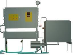 Пастеризатор на 500 л емкостной УЗМ-0,5Е
