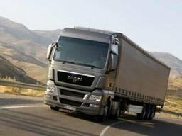 Перевозка грузов из Чехии в Казахстан