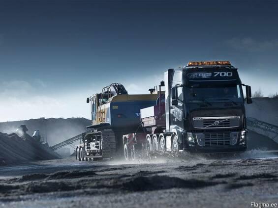 Международные перевозки грузов и экспедиторские услуги