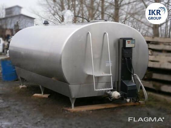 Piimajahuti 10000 l. Охладитель молока De Laval. Украина