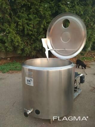 Piimajahuti 500 l. Охладитель молока 500 литров