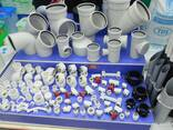ПП, ПВХ, ПЭ Трубы, фитинги и другие пластмассовые изделия - photo 3