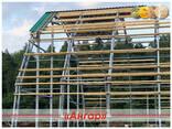 Полигональные металлические здания/ ангары - фото 4