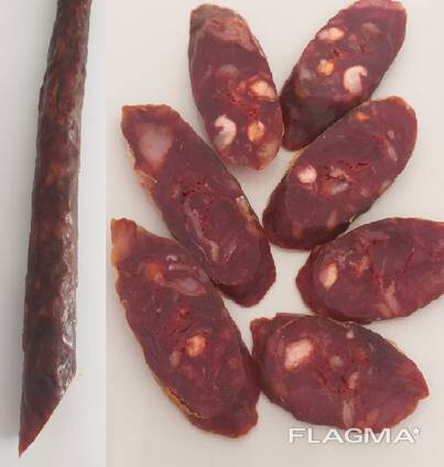 Продаем мясные сыровяленые испанские деликатесы