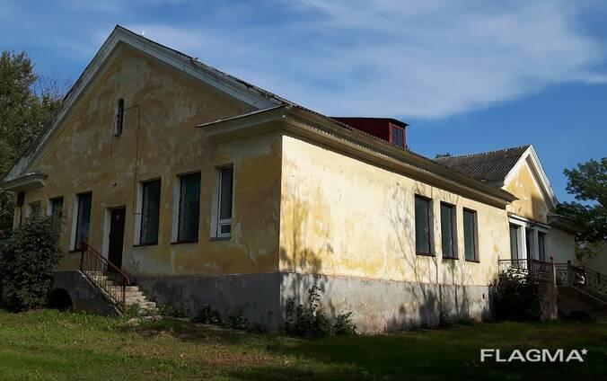 Продам здание в г. Силламяэ