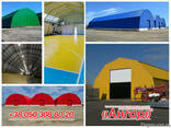 Продажа быстромонтируемых зданий из металла, ангаров ширина - фото 1